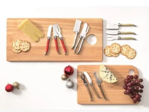 Cheese Knife Set of 3