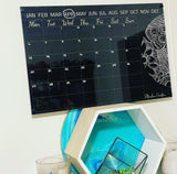 Large LUXE Wall Mounted Monthly Planners