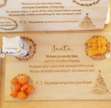 Santa Snack Placemats - READY TO POST