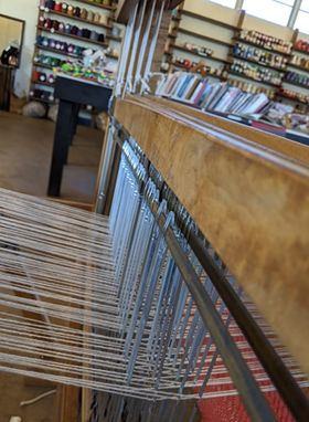 Introduction to Floor Looms Class