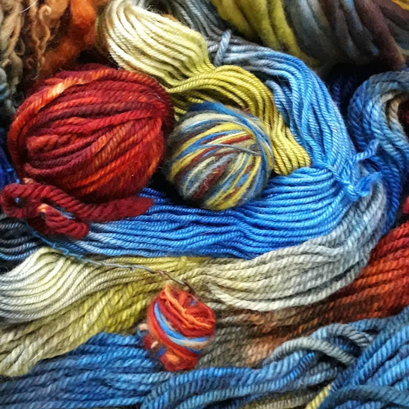 Yarn Dyeing Workshop - Nov 9