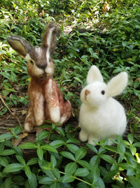 Needle-felted Bunny Workshop