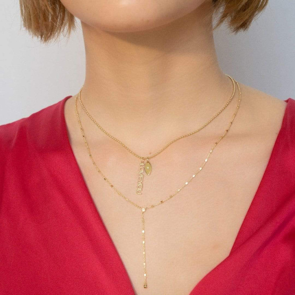 Jennifer Zeuner Jewelry Liza Necklace