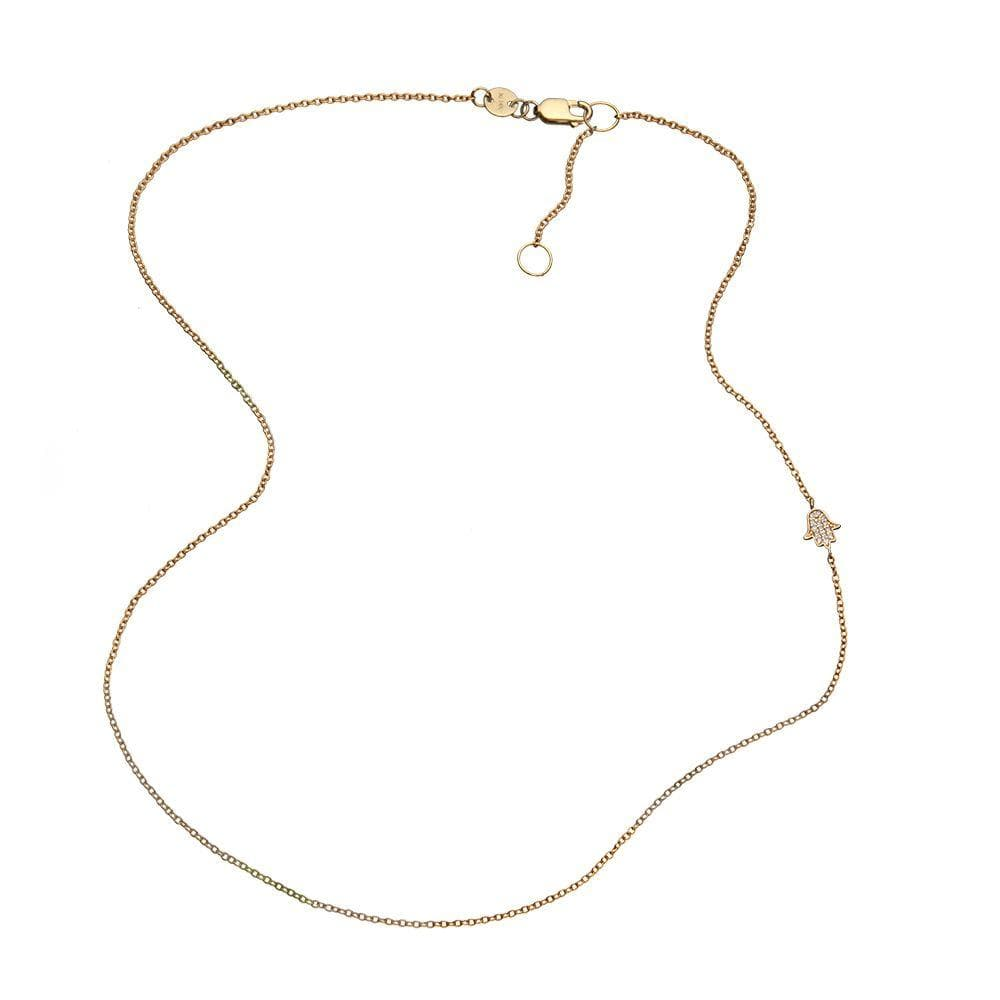 Jennifer Zeuner Jewelry Reese Necklace sterling silver