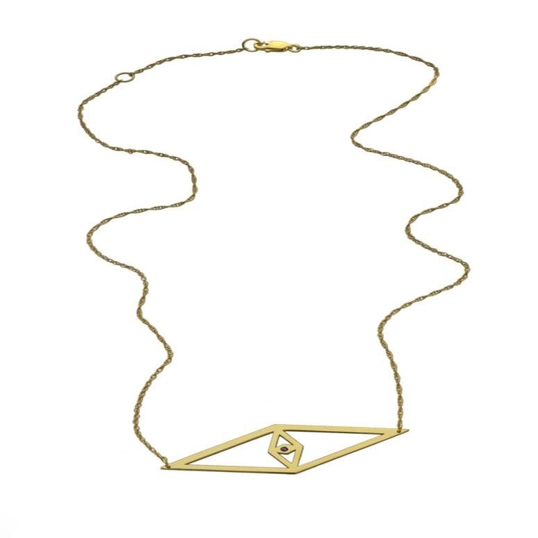 Jennifer Zeuner Jewelry Raquel Necklace