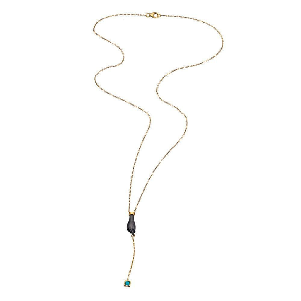 Jennifer Zeuner Jewelry Adalyn 14k Necklace