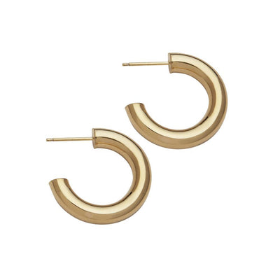 Lou Small Hoop Earrings