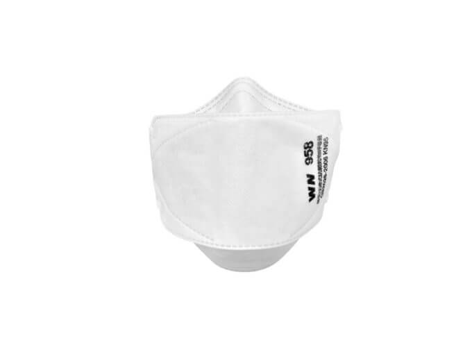 KN95 958 – Authorized respirator by FDA EUA