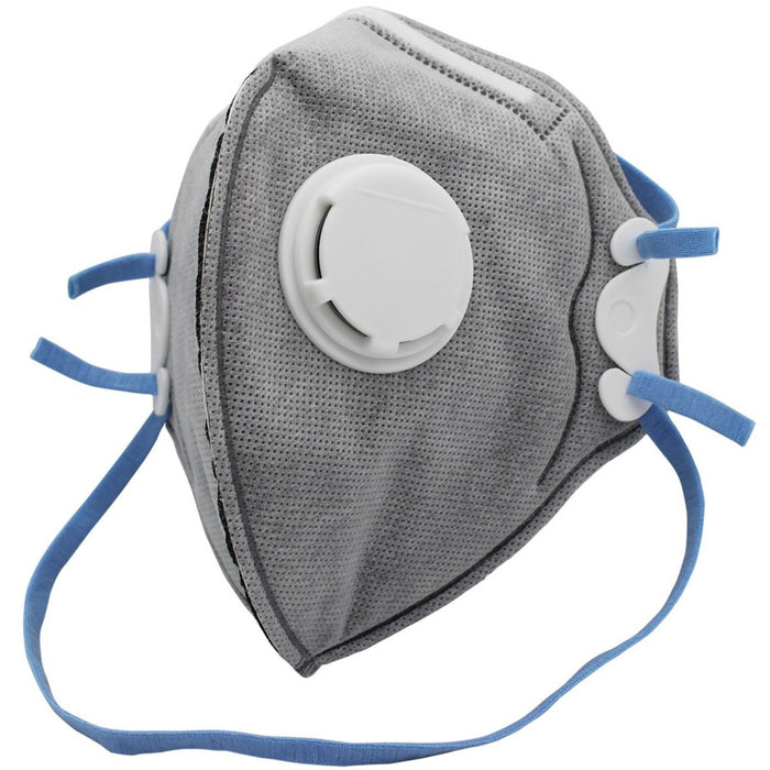 NIOSH P95 Folded Valved Disposable Particulate Respirator