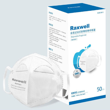 Raxwell RX9501 KN95 mask factory
