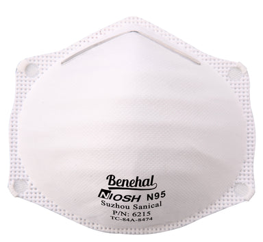 NIOSH N95 Disposable Dust Mask
