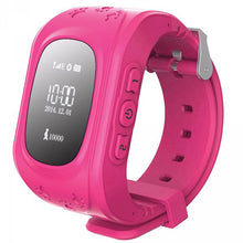 Load image into Gallery viewer, Q50 Kids GPS Tracker Smart Watch - Pink