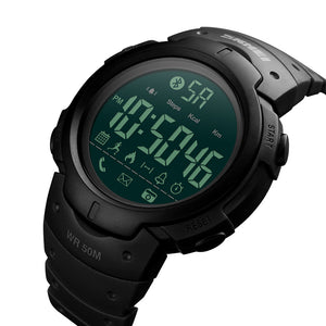 SKMEI Android / IOS Smart Watch | Sports | Fitness | Waterproof