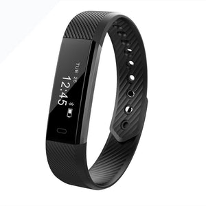 Fitness Tracker | Pedometer | Heart Rate | Blood Pressure | Sleep Monitor | Call Alert