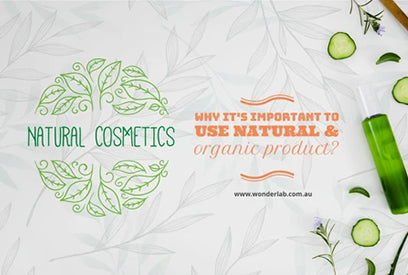 Why it's Important to Use Natural & Organic Product