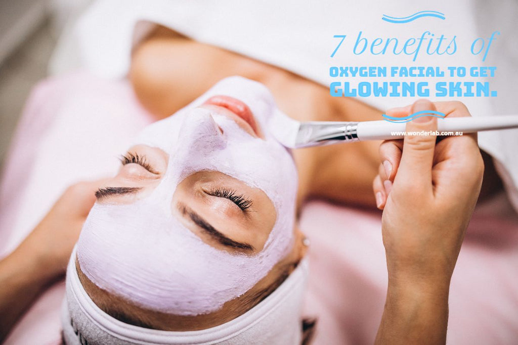 Benefits of An Oxygen Facial