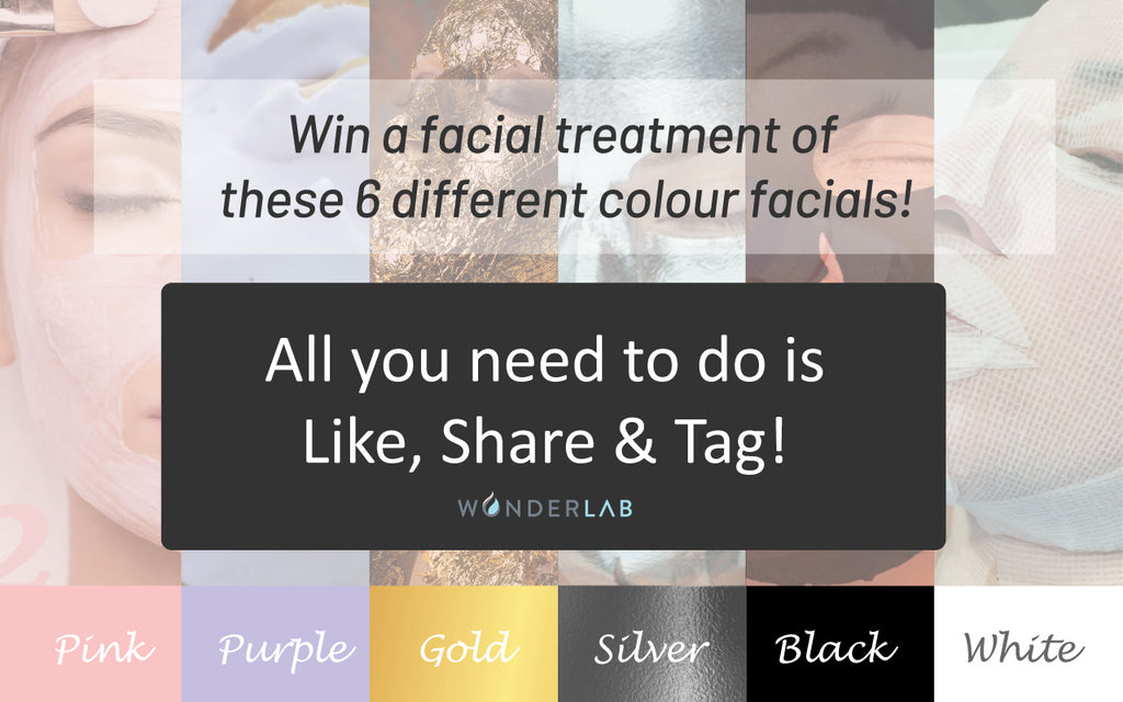 "Competition | Win a facial treatment out of ""The face colour of healthy skin facial series"""