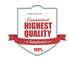Wonderlab OUR QUALITY PROMISE