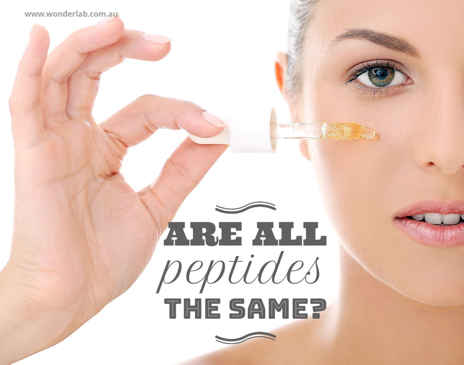 Are all Peptides the Same?