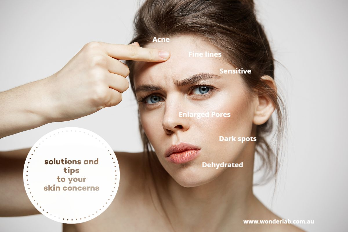 Solutions and tips to your skin concerns