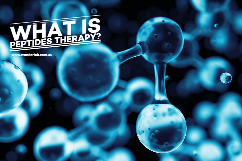 What is Peptides Therapy
