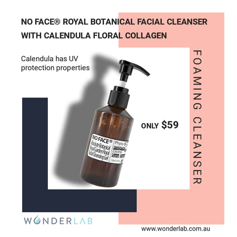 NO FACE Botanical Cleanser