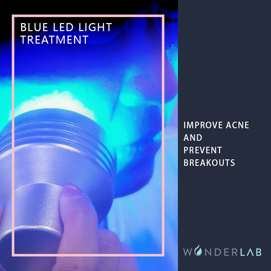 MEDI-FACIAL® - Bio MicroCurrent Lifting TREATMENT with LED