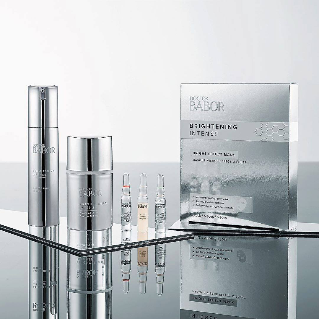 Doctor BABOR Brightening Intense - Glowing Facial Treatment