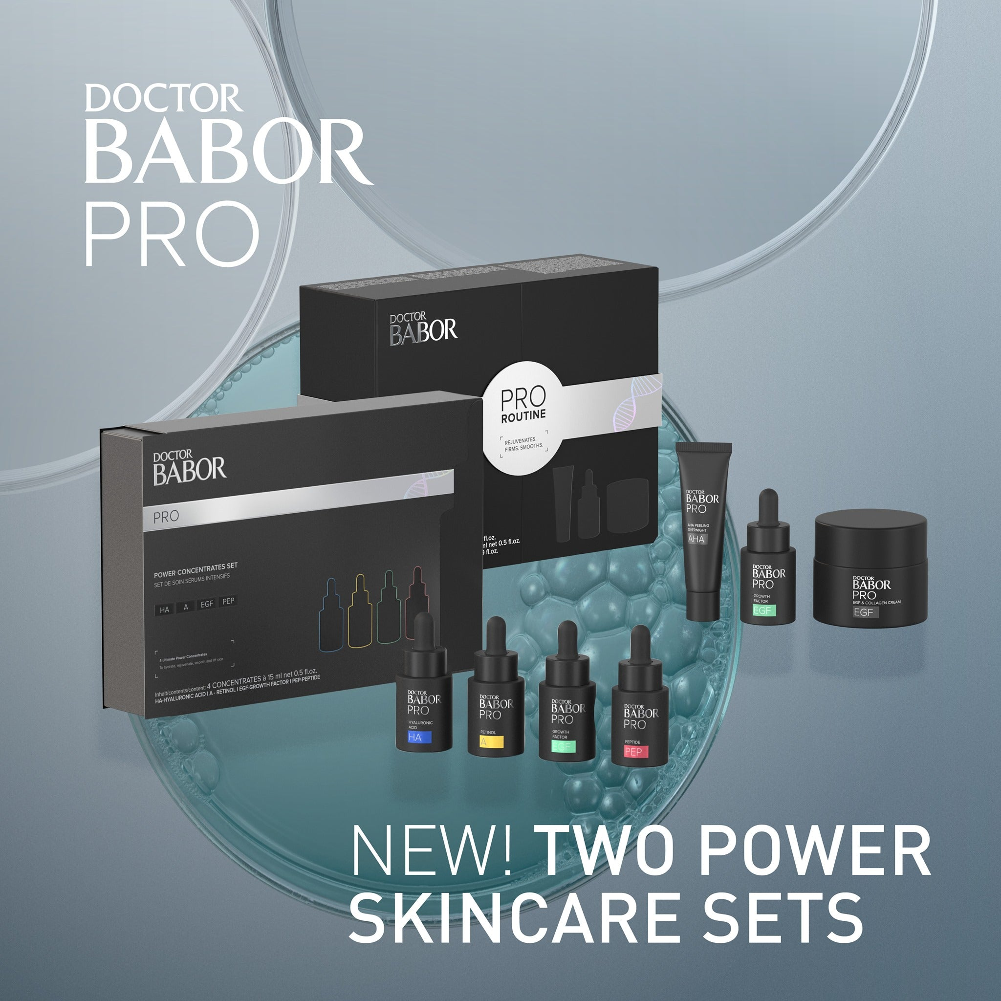 Doctor BABOR Pro Series Facial Treatments