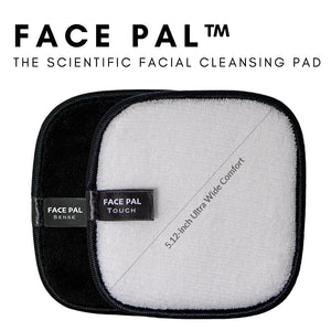 NO FACE® FACE PAL Scientific Facial Cleansing Pad
