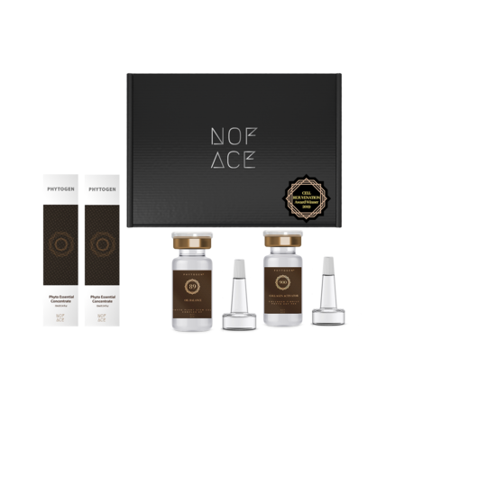 NO FACE® [Box Set] Dermaceuticals - Anti-Aging Wrinkle Inhibiting Cocktail Formula