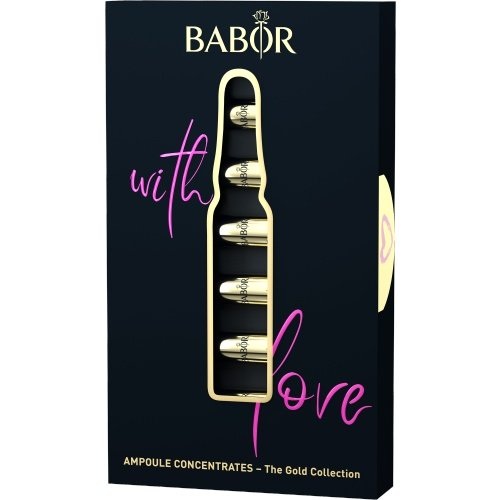 BABOR Ampoules Concentrates - THE GOLD COLLECTION [14ml]