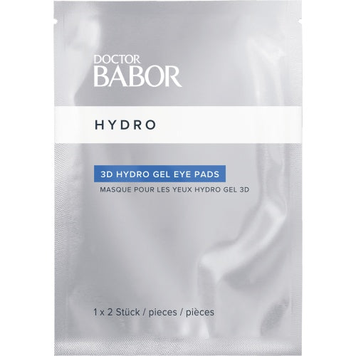 Dr. BABOR - 3D Hydro Gel Eye Pads [4 pc]