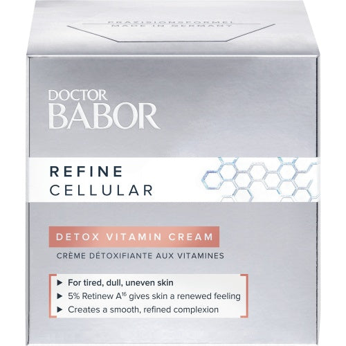 Dr. BABOR - Detox Vitamin Cream [50ml]