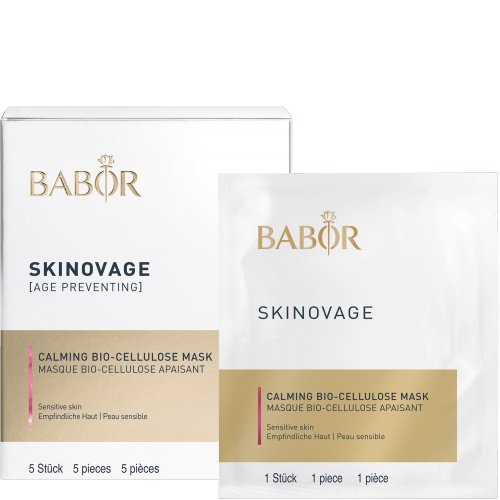 BABOR Skinovage - Calming Bio-Cellulose Mask [5 pc]
