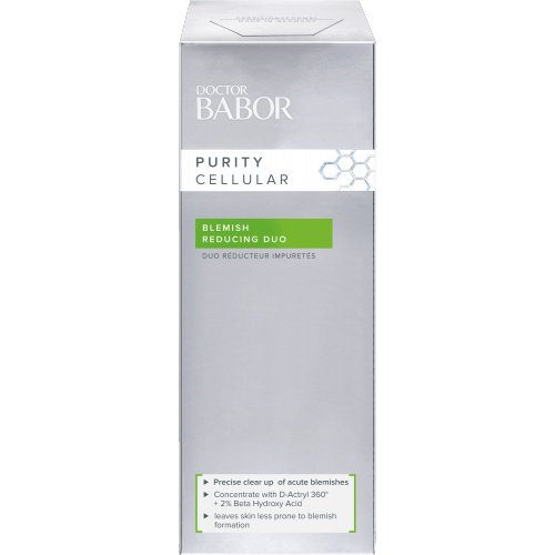 DOCTOR BABOR Blemish Reducing Duo