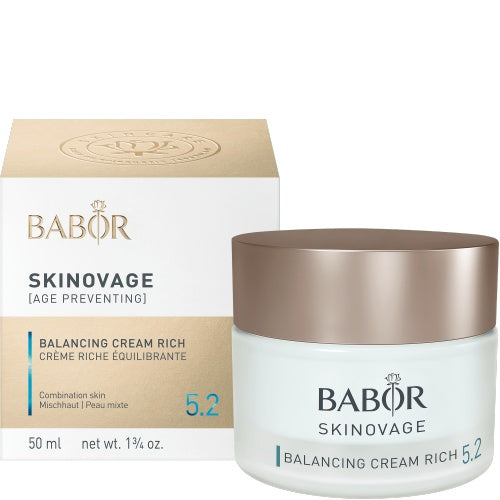 Babor SKINOVAGE Balancing Cream Rich 50ml