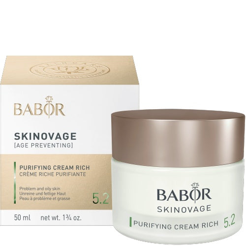 BABOR Skinovage - Purifying Cream Rich [50ml]