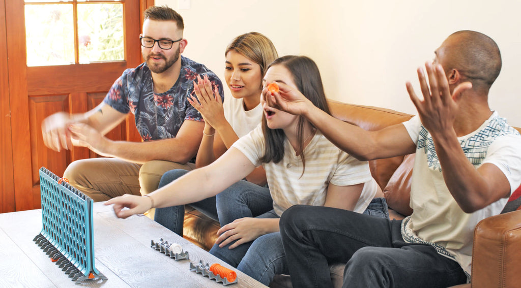 Cooperative team play is great for building teams and social IQ.