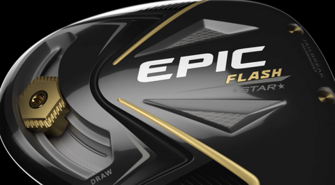 epic flash start driver de golf de callaway