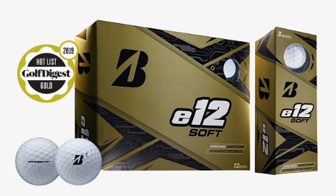Bridgestone e12 Soft - Pelotas de Golf