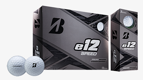 Bridgestone e12 Speed - Pelotas de Golf
