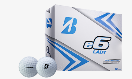 Bridgestone e6 LADY - Pelotas de Golf