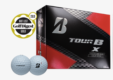 Bridgestone Tour B X - Pelotas de Golf