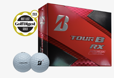 Bridgestone Tour B RX - Pelotas de Golf