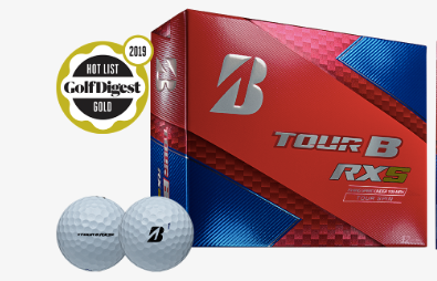 Bridgestone Tour B RXS - Pelotas de Golf