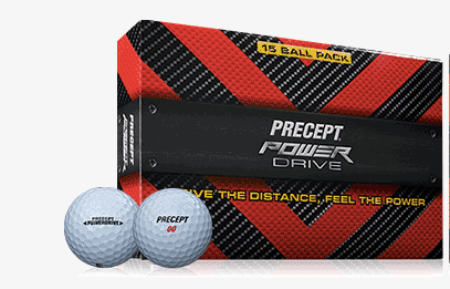 Bridgestone Precept Power Drive - Pelotas de Golf