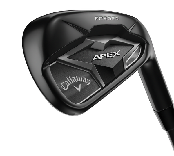 Callaway APEX Smoke Iron Steel - Hierros de Golf