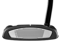 TaylorMade Spider Tour Double Bend en Negro / Rojo - Golf Putter