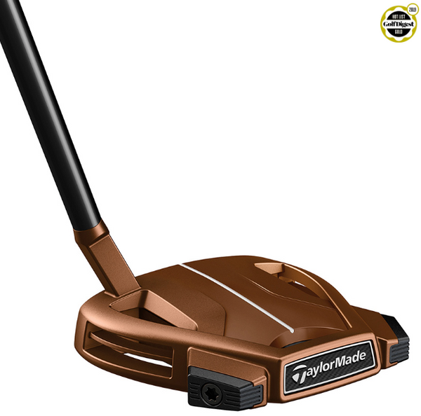 TaylorMade Spider X Copper Single Sightline - Golf Putter